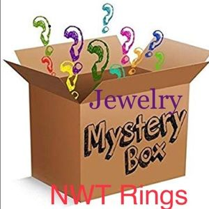 Jewelry - 7 New Rings for 25$(choose size )